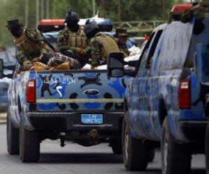 قتلى وجرحى في هجوم بحزام ناسف يستهدف مجلس عزاء ببغداد