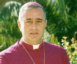 سفير الفاتيكان يزور ايبراشية الجيزة للكاثوليك ويلتقى كهنتها