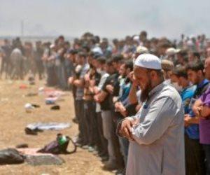الاحتلال يقصف غرب قطاع غزة بـ4 صواريخ