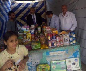 افتتاح معرض «أهلا رمضان» بمدينة بئر العبد في شمال سيناء (صور)