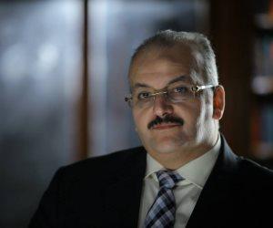 """رئيس لجنة التشريعات بوزارة الاتصالات لـ""""صوت الأمة"""" : قانون مكافحة جرائم المعلومات يحمي المواطن ويعزز الاستثمارات"""