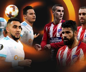 موعد مباراة أتلتيكو مدريد ومارسيليا بنهائي الدوري الأوروبي