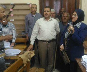 تعليم كفر الشيخ: ختام امتحانات الإعدادية دون مشكلات