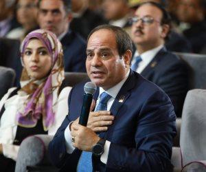 خالد عبد العزيز: نثق في إمكانيات وقدرات الشباب المصري والعربي