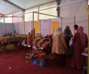 محافظ الدقهليه: إقبال كبير من المواطنين على معرض أهلا رمضان بالمنصورة   ( صور )