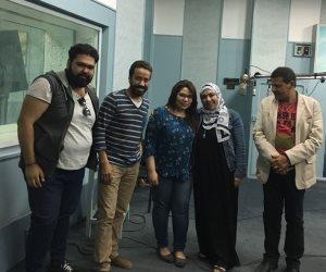 الخمار يعود لماسبيرو بفوازير رمضان  مع سامح حسين وايمان ونور