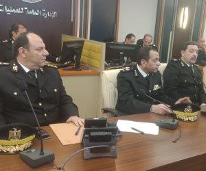 غرفة عمليات الأمن في رمضان: 24 ساعة تمام يا فندم.. واليوم الأول بدون بلاغات (صور)