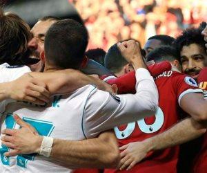 أسلحة ريال مدريد وليفربول قبل نهائى دورى أبطال أوروبا