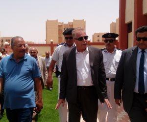 محافظ جنوب سيناء: المدرسة المصرية اليابانية فخر لأهالى المحافظة (صور)