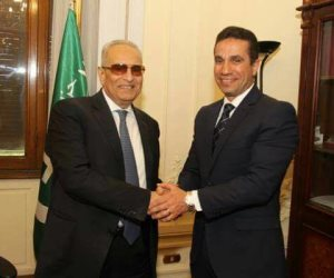 العميد محمد سمير ينضم لحزب الوفد ويتولى شئون الشباب