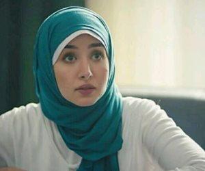 هنا الزاهد تخطف الأنظار بالحجاب فى مسلسل «أيوب» (صور)