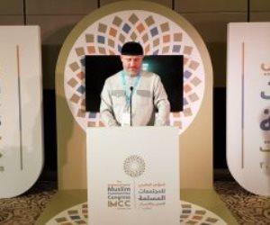 نائب مفتى الشيشان: عدد المسلمين فى روسيا من 25 إلى 30 مليون مسلم