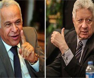 أخبار الزمالك اليوم الاثنين 21-5-2018.. فرج عامر يقاضى مرتضى منصور