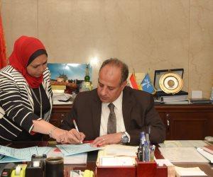 إدارة الجمارك التعليمية الأولى في نتائج الشهادة الإعدادية بالإسكندرية بنسبة 98.5%
