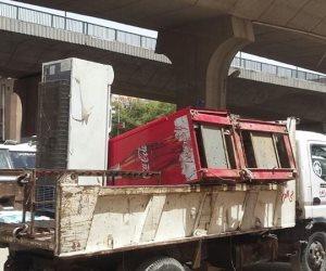 حي الهرم: حملات مكبرة لرفع الإشغالات والمخالفات طوال شهر رمضان