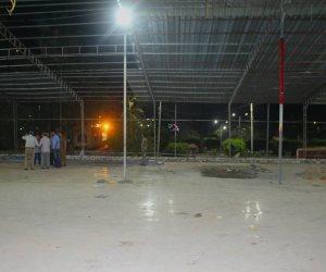 بعد نشر «صوت الأمة» للقضية.. تجهيز ساحة انتظار للسيارات بمنطقة المشاية في المنصورة (صور)