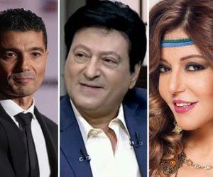 النجوم يخوضون ماراثون الأدعية الدينية في رمضان 2018