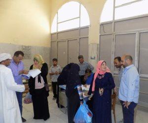 غنيمه توفيق رئيسا لنقابة العاملين بمجلس مدينة العريش بشمال سيناء