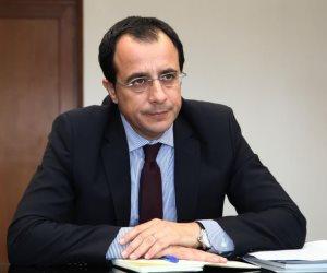 وزير خارجية اليونان يطلع نظيره القبرصى على نتائج زيارته الأخيرة لأمريكا