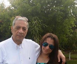في الذكرى الرابعة لاستشهاد النائب العام السابق.. مروة بركات: «أبي لم أخذوني منك»
