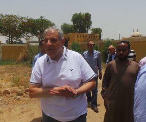 10 معلومات عن مشروع قرى الظهير الصحراوي بأسوان.. تعرف عليها