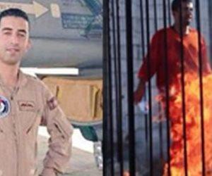 معاذ الكساسبة.. عيد ميلاد شهيد أحرقته نيران داعش (بروفايل)