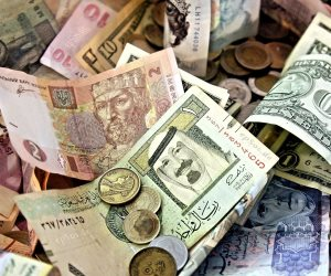 تعرف على سعر الدولار واليورو أمام الجنيه في تعاملات اليوم الأحد 22-3-2020