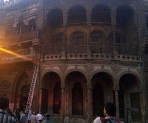 """150 سنة في قبضة النار.. الآثار تكشف تفاصيل وخسائر الحريق المجاور لـ""""سبيل أم محمد"""""""