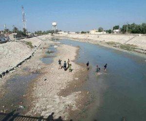 جفاف العراق.. تفاقم «الأمن المائي» يهدد صفو العلاقة بين دول الجوار العراقي
