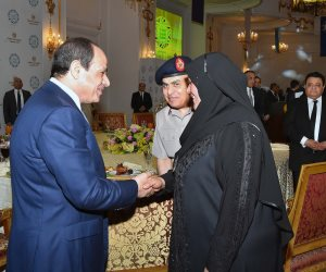 الكلمة الكاملة للسيسى بإفطار الأسرة المصرية: شكرا لتحملكم إجراءات الإصلاح الصعبة