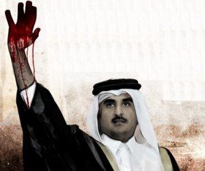 «يا قطر بفلوس بكرة تبقى ببلاش».. فضائج جديدة لتنظيم الحمدين