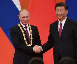 «قلادة صداقة» و«4 مفاعلات نووية»..ثمار تحالف الدب الروسي والتنين الصيني