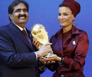 هل حقا تميم أمير قطر؟.. سر تمثيل حمد بن خليفة لقطر رسميا في مونديال روسيا؟