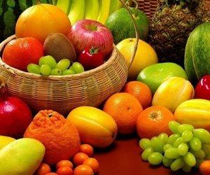 اسعار الفاكهة اليوم الخميس.. 4 جنيهات لكيلو التفاح و7 للمانجو والعنب بـ5 (صور)
