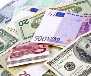 ننشر سعر الدولار واليورو أمام الجنيه في تعاملات اليوم السبت 13-3-2020