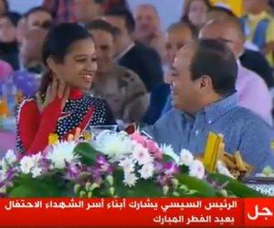 العيد فرحة.. سيرك دولي وساحر في احتفالية عيد الفطر بحضور السيسى (بث مباشر)