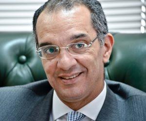 وزير الاتصالات يكشف أسباب تحقيق القطاع معدل نمو 18%