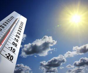 الأرصاد: طقس اليوم مائل للحرارة.. والعظمى بالقاهرة 35 درجة