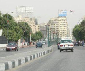 النشرة المرورية.. سيولة فى محاور وشوارع القاهرة والجيزة صباح عيد العمال
