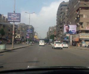 طريقك سالك.. سيولة مرورية في شوارع وميادين القاهرة والجيزة