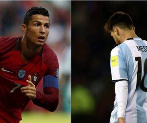 ميسى VS رونالدو.. الدون يكتسح البرغوث في منافسات كأس العالم