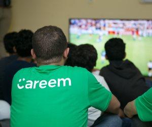 كباتن «كريم» يشاركون 100 طفل بلا مأوى فرحة العيد والاحتفال بكأس العالم