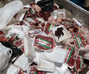 الجيزة تكافح «تسمم البطون».. ضبط 15 طن مواد غذائية فاسدة ومخالفة للمواصفات