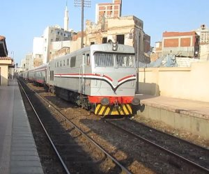 السكة الحديد تطرح مقاعد قطارات 26 رمضان للحجز أمام المسافرين اليوم
