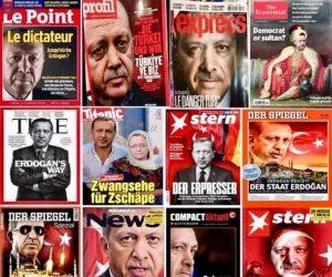 صحافة العالم تفضح الديكتاتور السفاح.. ماذا قالت أوروبا عن تزوير أردوغان للانتخابات؟