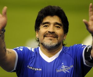 وداعا مارادونا....أسطورة الكرة الأرجنتينية يرحل لإصابته بسكتة قلبية وحداد ثلاثة أيام حزنا عليه (صور)