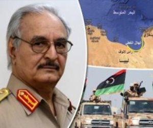 الجيش الليبي يدمر غرفة تحكم طائرات الميليشيات .. مخازن الصواريخ الإخوانية في مرمى النيران