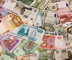 أسعار العملات الأجنبية اليوم الجمعة 15-11-2019.. انخفاض الدولار واليورو أمام الجنيه