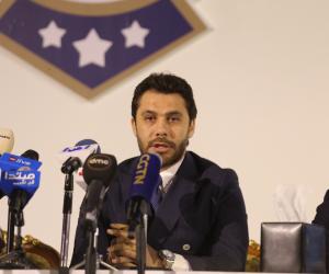 يلحق بحسام البدري.. أحمد حسن يقدم استقالته من منصبه ببيراميدز
