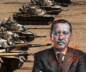 أردوغان يستغل التوترات الدولية ويستبيح «العراق وسوريا» مجددا